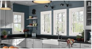 kitchen window - style