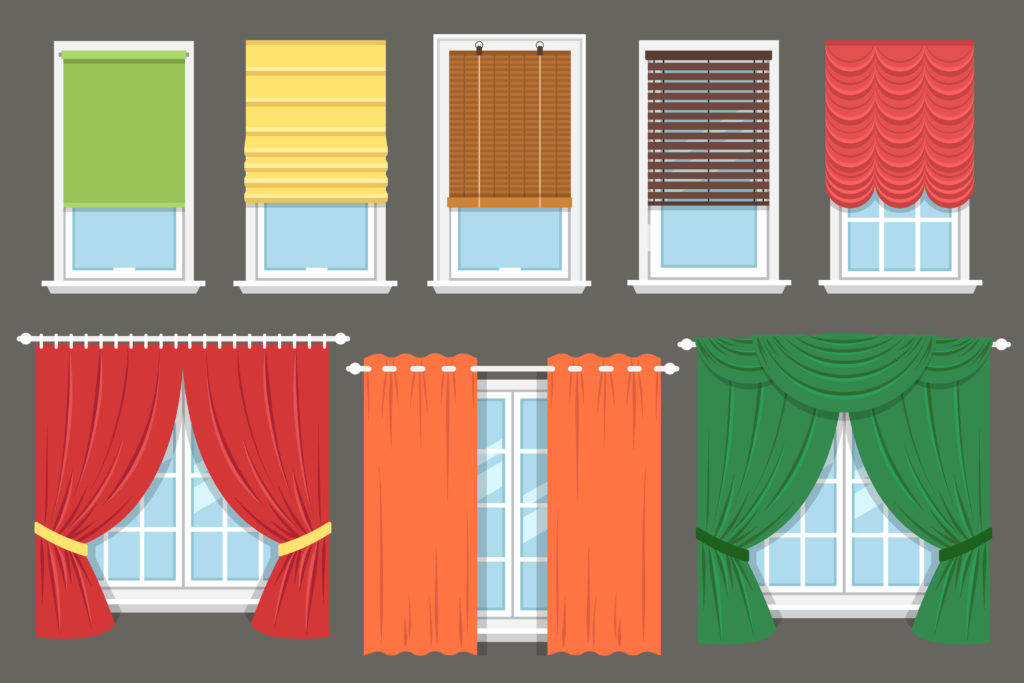 House Windows - Window Treatments